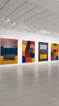 Sean Scully, 'Uninsideout': Exhibition at Blain Southern Abstract Portrait, Oil Painting Abstract, Abstract Art, Portrait Paintings, Acrylic Paintings, Oil Paintings, Painting Art, Watercolor Painting, Sean Scully