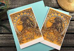 Nevermore artwork reproduction print