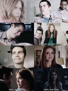 Stydia parallels - they are so similar sometimes, why cant they be together?!?!