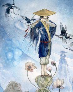 """Bridge of Wings- The Herder"" by Stephanie Pui-Mun Law, 2011"