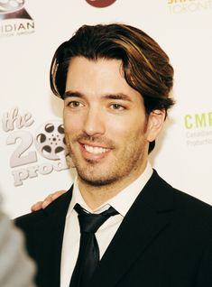 Johnathan Scott is the inspiration model for my hero, Jonathan Scott....so handsome & u can tell he has a loving heart.