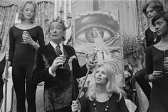 fotos del genio salvador dali | Salvador Dalí: Genio y figura en 10 frases