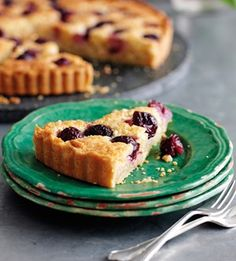 To bake this weekend: Cherry & almond tart recipe Cherry Recipes, Tart Recipes, Brownie Recipes, Almond Tart Recipe, Homemade Scones, Bakewell Tart, Shortbread Recipes, Chewy Chocolate Chip Cookies, Easy Baking Recipes