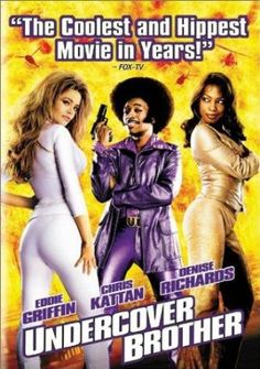 Movies Undercover Brother - 2002