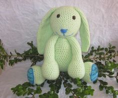 Minty the Spring Bunny