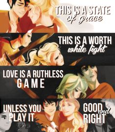 StateOfGrace. (Percabeth) |P A R T E 1| by IamFighter on deviantART