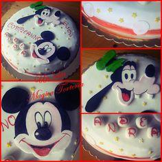 La magica torteria...: Compleanno in stile Disney