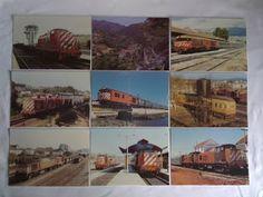 Livros&BD4sale: 4 Sale - Postais - Comboios