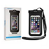 Vansky® Universal Waterproof Case Dry Bag For iPhone 6, 6 plus, 6s, 6s plus, 5, 5s, 4, Samsung Galaxy S6 and S6 Edge S5 S4, Samsung Note 4,3,2; Durable Waterproof Bag, Eco-Friendly TPU construction and IPX8 Certified to 100 Feet (Black) by Vansky   35 days in the top 100  (462)Buy new:  £25.99  £5.59 2 used & new from £5.59(Visit the Bestsellers in Electronics list for authoritative information on this product's current rank.) Amazon.co.uk: Bestsellers in Electronics...