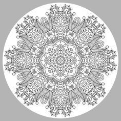 Looking For A Coloriage Imprimer Mandala Tres Difficile We Have And The Other About It