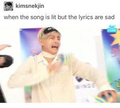Yoongi's the Last T^T