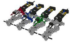 lego 4 gearbox - Szukaj w Google