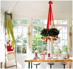 christmas ideas,kitchen decorations