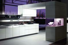 cocina e iluminación