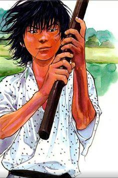 Vagabond Manga, Inoue Takehiko, Another Part Of Me, Japanese Illustration, Musashi, I Love Anime, Art Sketches, Manga Anime, Disney Characters