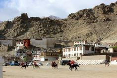 Polo in the Indian Himalayas  Brought to you by: www.ladakhtravelco.com