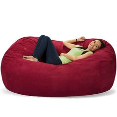 YES DIY Bean Bag Chair Sofa Comes With Instructions For