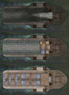 Ship Map, The Adventure Zone, Medieval Fantasy, Cthulhu, Dungeons And Dragons, Skulls, Boats, Battle, Tiles