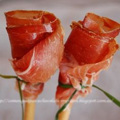 Rosas de #jamón