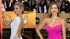 From Kate Hudson to Sofia Vergara, See the Best SAG Awards Dresses of All Time