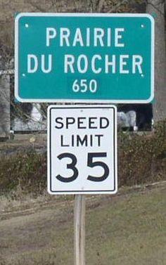 Prairie du Rocher, IL