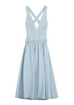 Valentino Denim Dress