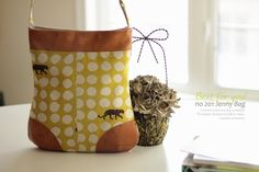 no 201 Jenny Bag-Tester Needed | i think sew 1 | Flickr