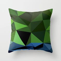 Buy Polygon Heroes - Hulk by PolygonHeroes as a high quality Throw Pillow. Worldwide shipping available at Society6.com. Just one of millions of products…