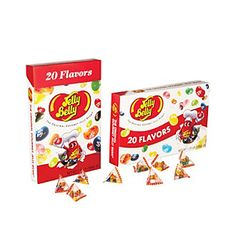 Jelly Belly® 20 Flavor Jumbo Box