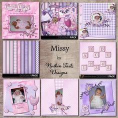Missy by Nutkin Tailz Designs