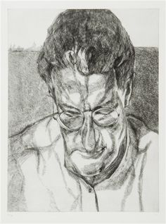 Lucian Freud, The Painter's Doctor (f.86)