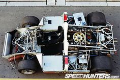 1972 - Mark Donohue´s Porsche 917/10 Spyder