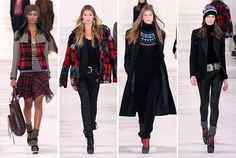 Ralph Loren spring 2015 New York | Ralph Lauren Fall/Winter 2014-2015 Collection – New York Fashion ...