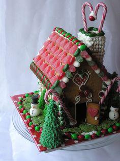 Christmas gingerbread house — Christmas