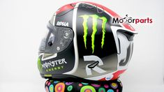 Κράνος #HJC RPHA 11 Jonas Folger Replica MC 1SF #monster #video