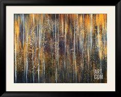 An Autumn Song Art on Acrylic by Ursula Abresch at Art.co.uk