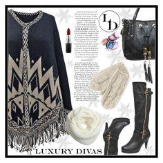 """Luxury Divas"" by amra-sarajlic ❤ liked on Polyvore featuring Nico, MAC Cosmetics and LUXURYDIVAS"