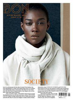 Betty Adewole | Photo Daily | Model Diary http://model-diary.com/2014/11/13/betty-adewole-photo-daily/