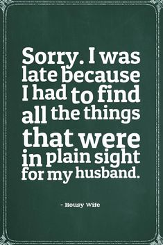 af437684f 23 Real-Life Hilarious Marriage Quotes About Married Life. Wife QuotesFunny  Man ...