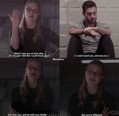 Melissa Benoist is an amazing actress and you better not deny it. This is a heartbreaking scene. Kara Danvers Supergirl, Supergirl Tv, Supergirl And Flash, Kai, Kara And Mon El, Superhero Memes, Dc Tv Shows, Chris Wood, Cw Series