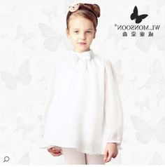 38.00$  Watch here - https://alitems.com/g/1e8d114494b01f4c715516525dc3e8/?i=5&ulp=https%3A%2F%2Fwww.aliexpress.com%2Fitem%2FMonsoon-2016-autumn-big-boy-girls-shirt-long-sleeved-Chiffon-in-white-shirt-collar-stand-all%2F32761002045.html - Monsoon 2016 autumn big boy girls shirt long sleeved Chiffon in white shirt collar stand all-match female 38.00$