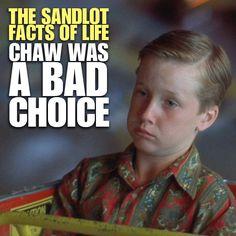 The Sandlot . Love this movie.