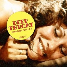 Linda Lovelace & Others : Deep Throat Anthology Parts 1 & 2 (CD) Eyes Watering, Retro Graphic Design, Vinyl Cover, World Music, Models, Man In Love, Art Music, Soundtrack, How To Look Pretty