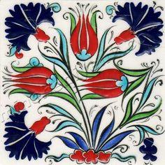 Ceramic Design, Ceramic Decor, Ceramic Art, Ceramic Mosaic Tile, Clay Tiles, Art Tiles, Turkish Tiles, Turkish Art, Islamic Tiles