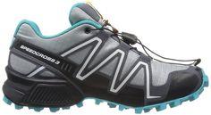 AmazonSmile: Salomon Women's Speedcross 3 Trail Running Shoe: Clothing