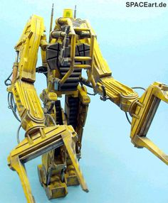 Alien 2: Power Loader, Modell-Bausatz ... http://spaceart.de/produkte/al129.php