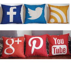 Linkedin pillow coverLinkedin pillow case by DecorPillowStore