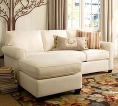 Buchanan Roll Arm Upholstered 2-piece Reversible Chaise Sectional