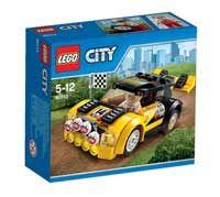 Klocki Lego dla chłopca: Samochód wyścigowy