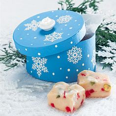 Christmas Butter Fudge   MyRecipes.com ~ An old-fashioned recipe that's perfect to share with your neighbors.